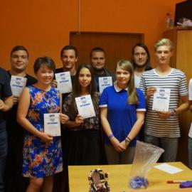 Сформирован преподавательский состав ЛИГИ РОБОТОВ в Ставрополе