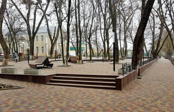 Михайловский центральный парк
