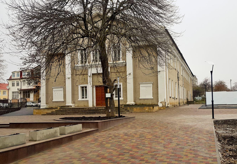 Центральный дом культуры Михайловск